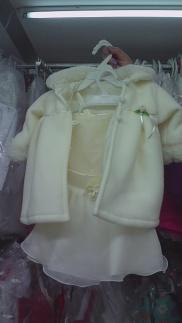 Confecciones Luzmar bautizo niña Madrugon
